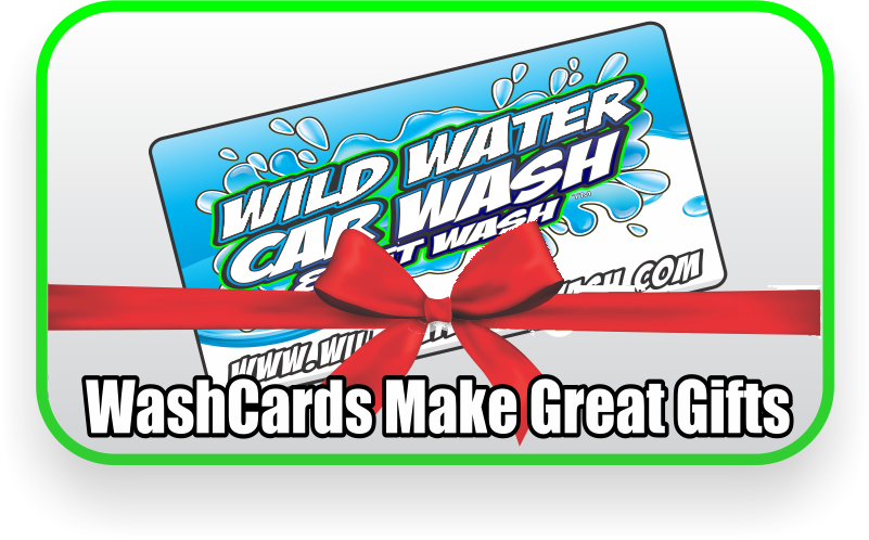 Washcard Great Gifts